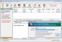 EMS Bulk Email Sender bild 4 Thumbnail