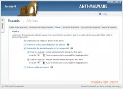 Emsisoft Anti-Malware immagine 6 Thumbnail