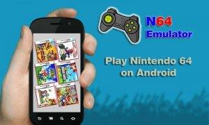 Super N64 Emulator Изображение 1 Thumbnail