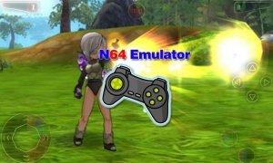 Emulador de N64 imagen 2 Thumbnail
