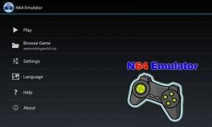 Super N64 Emulator Изображение 3 Thumbnail