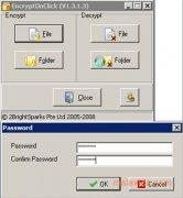 EncryptOnClick imagen 1 Thumbnail
