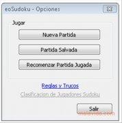 eoSudoku image 4 Thumbnail