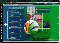 Epic Browser immagine 2 Thumbnail
