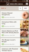 Epicurious Recipes & Shopping List immagine 5 Thumbnail