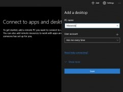 Área de Trabalho Remota Microsoft imagem 3 Thumbnail
