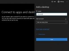 Área de Trabalho Remota Microsoft image 3 Thumbnail