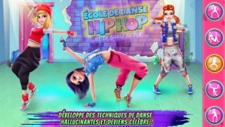 Escuela de Baile Hip Hop - Juego de Baile Callejero imagen 2 Thumbnail