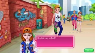 Hip Hop Dance School Game image 2 Thumbnail