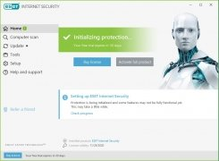 ESET Internet Security imagem 1 Thumbnail