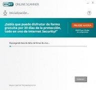 ESET Online Scanner imagen 2 Thumbnail