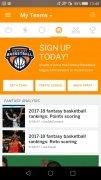 ESPN Fantasy Sports imagen 4 Thumbnail