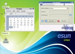 ESUN Linux imagen 3 Thumbnail