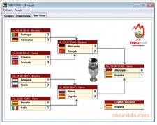 EURO 2008 Manager immagine 1 Thumbnail