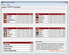 EURO 2008 Manager immagine 2 Thumbnail