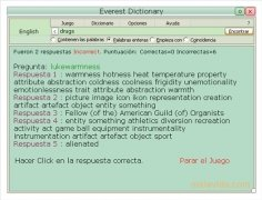 Everest Dictionary imagen 3 Thumbnail