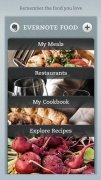 Evernote Food immagine 1 Thumbnail