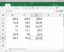 Excel Mobile immagine 2 Thumbnail