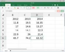 Excel Mobile imagem 2 Thumbnail