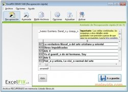 ExcelFIX imagen 4 Thumbnail