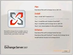 Exchange Server 2007 SP2 bild 1 Thumbnail