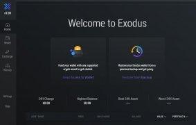 Exodus Wallet imagen 2 Thumbnail
