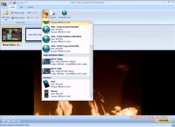 Extensoft Free Video Converter bild 2 Thumbnail
