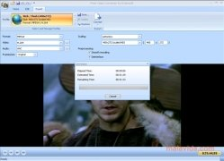 Extensoft Free Video Converter bild 4 Thumbnail