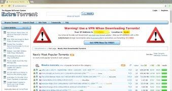 ExtraTorrent imagem 1 Thumbnail