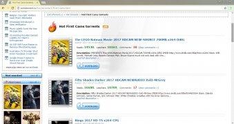 ExtraTorrent imagem 3 Thumbnail