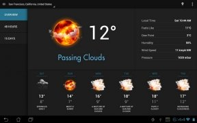 Eye In Sky Weather imagen 1 Thumbnail