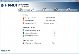 F-Prot Antivirus image 1 Thumbnail