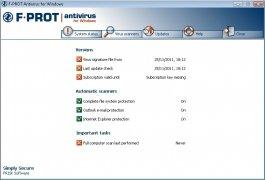 F-Prot Antivirus Изображение 1 Thumbnail