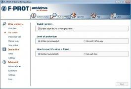 F-Prot Antivirus Изображение 3 Thumbnail