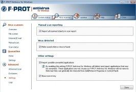 F-Prot Antivirus Изображение 4 Thumbnail