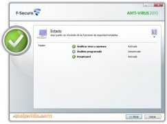 F-Secure Anti-Virus immagine 3 Thumbnail