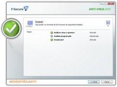 F-Secure Anti-Virus imagem 3 Thumbnail