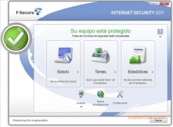 F-Secure Internet Security imagen 1 Thumbnail