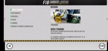 F18 Carrier Landing imagem 2 Thumbnail