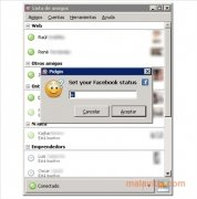 Facebook Chat for Pidgin image 4 Thumbnail