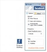 Facebook Desktop imagem 3 Thumbnail