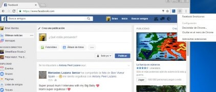 Facebook Emoticonos imagen 1 Thumbnail