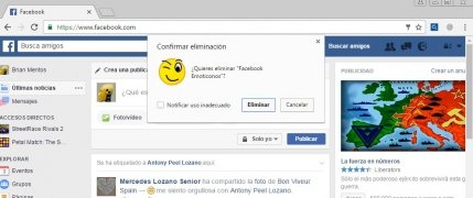 Facebook Emoticonos imagen 2 Thumbnail