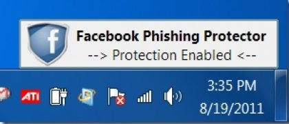 Facebook Phishing Protector immagine 2 Thumbnail