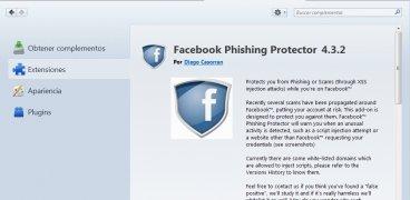 Facebook Phishing Protector Изображение 3 Thumbnail