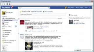 Facebook Viewer imagem 1 Thumbnail