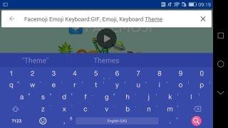 Facemoji Keyboard immagine 1 Thumbnail