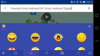 Facemoji Keyboard immagine 3 Thumbnail