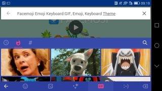 Facemoji Keyboard immagine 5 Thumbnail