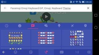 Facemoji Keyboard immagine 7 Thumbnail